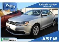2014 Volkswagen Jetta SE Connect/Sunroof For Sale in Seattle, WA