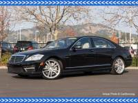 Pre-Owned 2012 Mercedes-Benz S 63 AMG® With Navigation