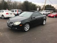 2008 Volkswagen Eos Turbo 2dr Convertible 6A