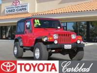 2004 Jeep Wrangler Unlimited SUV 4x4 in Carlsbad