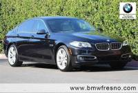Certified Used 2014 BMW 535i 4dr Sdn 535i RWD Sedan in Fresno, CA