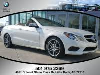 Pre-Owned 2014 MERCEDES-BENZ E-CLASS 2DR CABRIOLET E 350 RWD Rear Wheel Drive Cabriolet