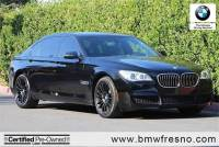 Certified Used 2014 BMW 750Li 4dr Sdn 750Li RWD Sedan in Fresno, CA