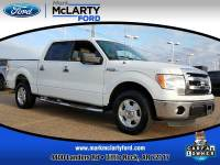 Pre-Owned 2013 FORD F-150 2WD SUPERCREW 145 XLT Rear Wheel Drive Crew Cab Pickup