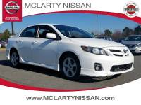 Pre-Owned 2013 TOYOTA COROLLA 4DR SDN AUTO S Front Wheel Drive 4 Door Sedan