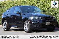 Certified Used 2015 BMW X6 AWD 4dr Xdrive35i Sports Activity Coupe in Fresno, CA