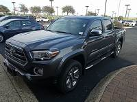 Pre-Owned 2017 Toyota Tacoma Limited Truck For Sale