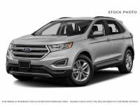 Used 2017 Ford Edge SEL AWD All Wheel Drive 4 Door Sport Utility
