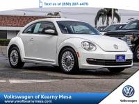 2013 Volkswagen Beetle Coupe 2.5L Coupe Front Wheel Drive