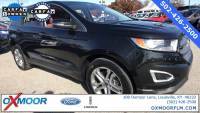 Pre-Owned 2015 Ford Edge Titanium with Navigation & AWD