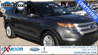 Pre-Owned 2015 Ford Explorer XLT with Navigation