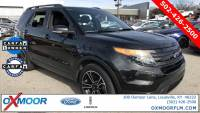 Pre-Owned 2015 Ford Explorer Sport with Navigation & AWD