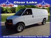 2008 Chevrolet Express Cargo Work Van Van near Houston