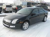 2007 Ford Fusion AWD V6 SEL 4dr Sedan