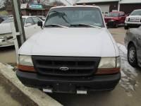 1998 Ford Ranger 2dr Splash Standard Cab Stepside SB