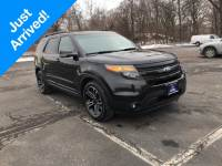 Used 2015 Ford Explorer Sport in Stamford CT