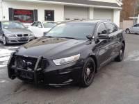 2013 Ford Taurus AWD Police Interceptor 4dr Sedan