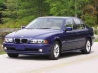 Pre-Owned 2003 BMW 5 Series 530i RWD 4D Sedan
