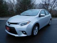 Certified Pre-Owned 2015 Toyota Corolla LE Plus FWD 4D Sedan