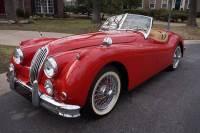1956 Jaguar XK ROADSTER