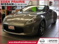Certified Pre-Owned 2017 Nissan 370Z RWD 2dr Car