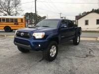 2015 Toyota Tacoma 4x4 TRD Pro 4dr Double Cab 5.0 ft SB 5A