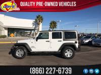 2016 Jeep Wrangler Unlimited Unlimited Sport SUV in Victorville, CA