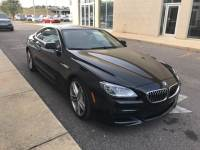 Pre-Owned 2012 BMW 6 Series 650i RWD 2D Coupe