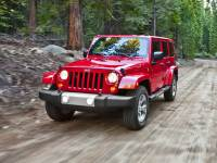 Pre-Owned 2015 Jeep Wrangler Unlimited Sahara 4D Sport Utility 4WD
