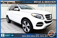 2016 Mercedes-Benz GLE AWD GLE 350 4MATIC 4dr SUV