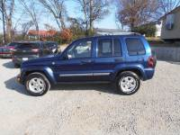 2005 Jeep Liberty Limited 4WD 4dr SUV w/ 22F