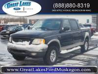 2001 Ford F-150 4dr SuperCrew Lariat 4WD Styleside SB