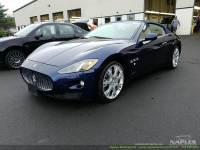 2013 Maserati GranTurismo 2dr Convertible