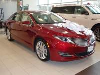 Certified Pre-Owned 2015 LINCOLN MKZ AWD