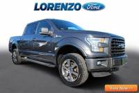 Pre-Owned 2016 Ford F-150 4x4 Supercrew XLT w/Sport Package 4WD