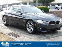 2015 BMW 4 Series 435i Convertible
