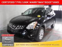 Certified Pre-Owned 2012 Nissan Rogue SL SUV in Mechanicsville, VA