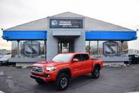 2017 Toyota Tacoma TRD Off Road 4x4 4dr Double Cab 5.0 ft SB 6A