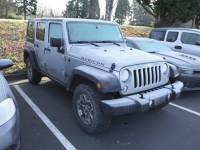 2014 Jeep Wrangler Unlimited Rubicon 4x4 SUV for sale in Corvallis OR