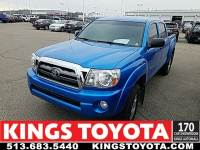 Used 2010 Toyota Tacoma Prerunner Truck Double Cab in Cincinnati, OH