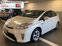 Certified Pre-Owned 2015 Toyota Prius One Hatchback in Oakland, CA
