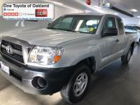 Certified Pre-Owned 2011 Toyota Tacoma Base Truck Access Cab in Oakland, CA
