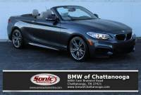 Certified Used 2015 BMW M235 Convertible in Chattanooga, TN