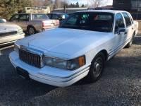 1994 Lincoln Town Car Executive 4dr Sedan