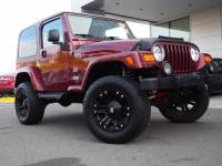 Pre-Owned 2004 Jeep Wrangler Sahara 4WD