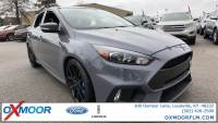 New 2017 Ford Focus RS AWD