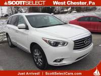 Used 2013 INFINITI JX35 For Sale | West Chester PA