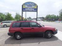 1999 Subaru Forester L- END OF YEAR CLEARANCE SPECIAL!!!