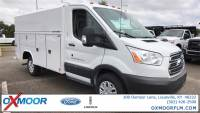 New 2017 Ford Transit-250 Base RWD Specialty Vehicle