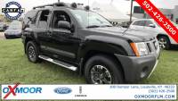 Pre-Owned 2015 Nissan Xterra PRO 4WD